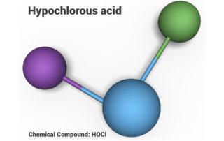 free chlorine pool molocule